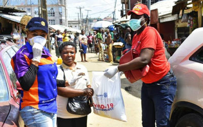 Touching lives in Lagos