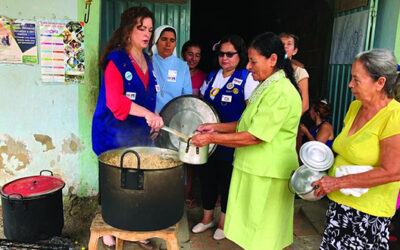 Event highlights how Rotary members can help refugees